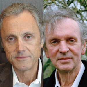 Profile photo of Richard Tarnas y Rupert Sheldrake